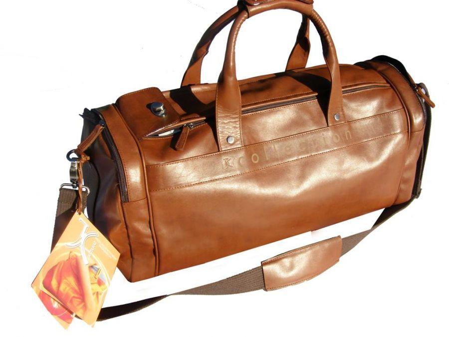 33baf77f52c1e Skórzana torba podrózna - Torebki damskie - Kotlarz