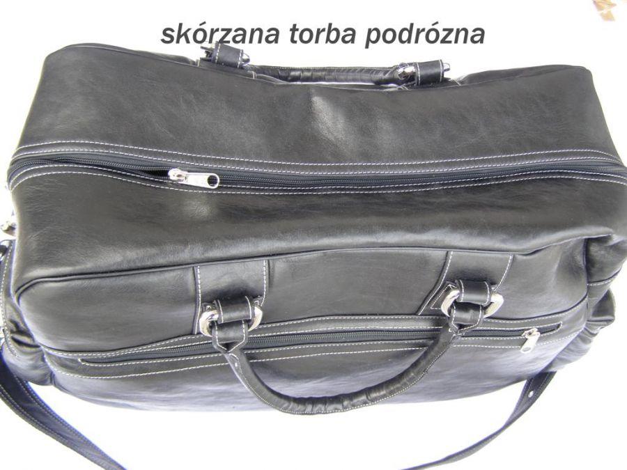 1b359f5af4808 TORBA PODRÓŻNA-SKÓRZANA - Torebki damskie - Kotlarz